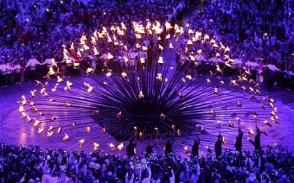 Thomas Heatherwick's design for the Olympics