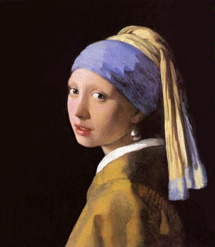 Girl With a Pearl Earring 1665