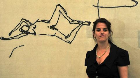 Tracey_Emin_gives_a_156059a