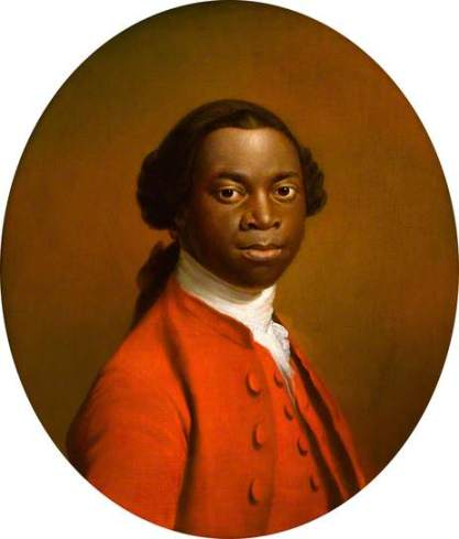 Portrait of an African, Attributed to Allan Ramsay
